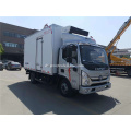 Foton 4x2 refrigerating wagon 210hp engine