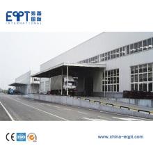 Entrepôt de structure en acier multi-usages de haute qualité