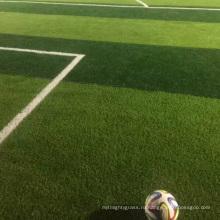 Фабрика Футбола PE материала 50мм дерновина футбола искусственная трава для школы