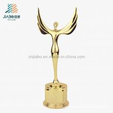 Regalo promocional barato del regalo de los artes del regalo Regalo personalizado del oro del metal Premio del trofeo