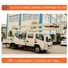 4 X 2 Haute Plate Forme Camion High Platform Truck