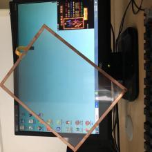 85Mesh Emi Shielding Film für LCD-Bildschirm
