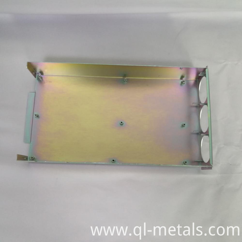 Stainless Steel Sheet Welding