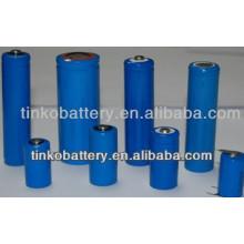 batería del Li-ion de 3.7v 18650 fabricante experimentado