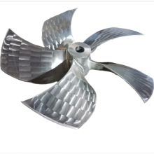 solas boat 5 blades stainless steel boat propeller