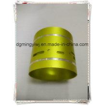 Aluminium Die Casting Alloy for Anodic Oxidation Produit avec des ventes chauffées dans le marché mondial fabriqué au Guangdong