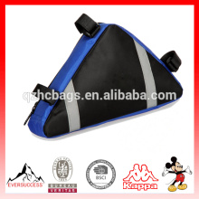Ciclismo Bicicleta Bike Bag Tubo superior Triangle Bag Front Frame Pouch Outdoor