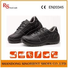 Черная сталь Дешевые защитные ботинки Цена RS819