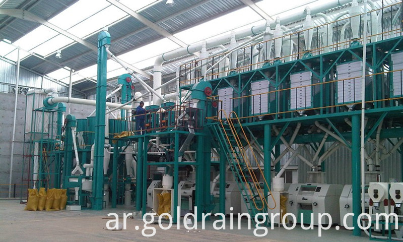 Wheat Grinding Mill