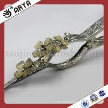 Silvery Metall Vorhang Clip Vorhang Dekorative Zubehör Vorhang Haken