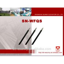 Completo-plástico flexible ignífugo equilibrio compensando proveedores de cadena, bloque de cadena, cadena, cadena suministros/SN-WFQS