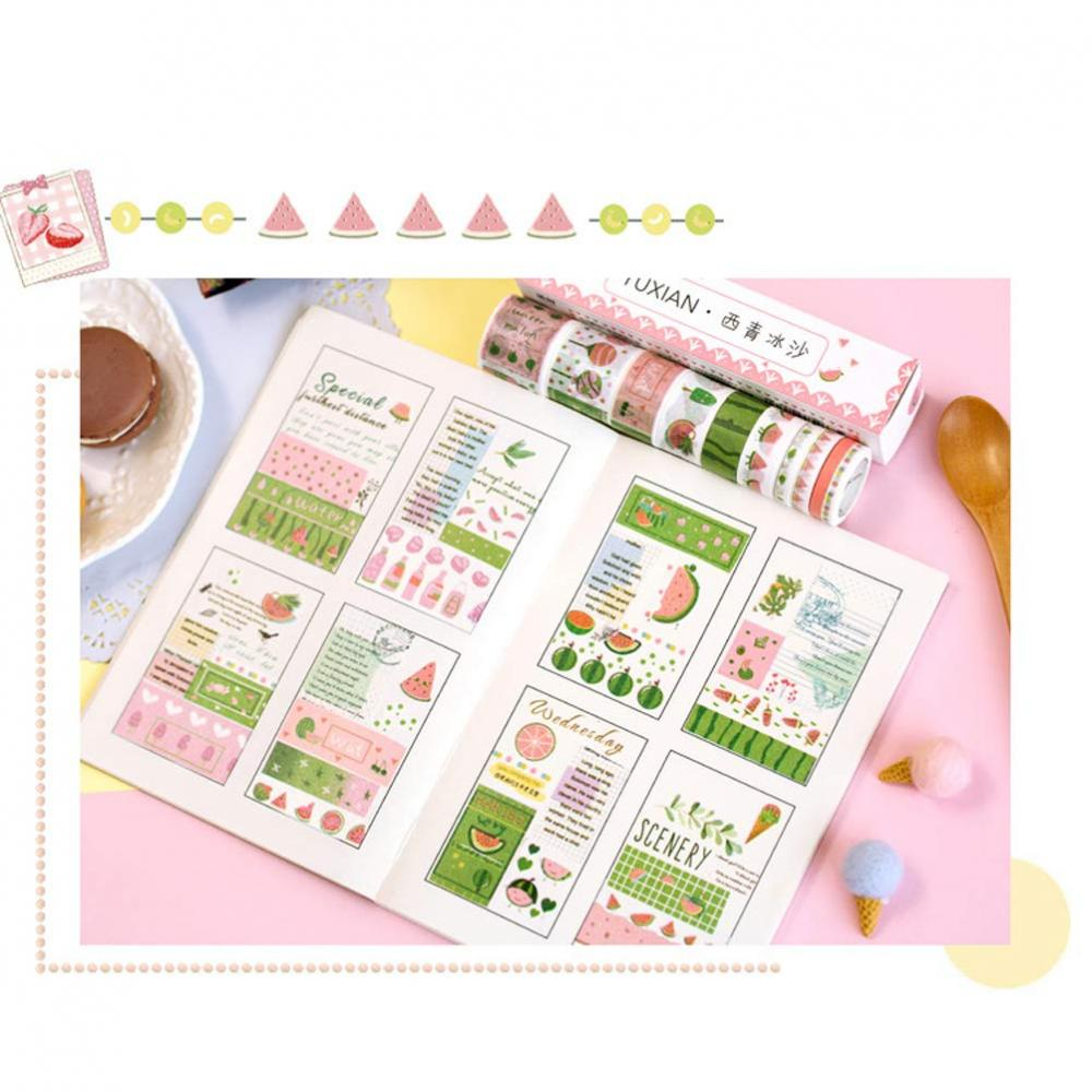 Washi Tape Set 5