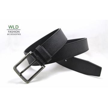 Fashion Basic Genuine Top Leather Men′s Belt Lky1194