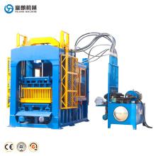 La pared de pavimentación hueca del carbón concreto bloquea los ladrillos que hacen las máquinas de China