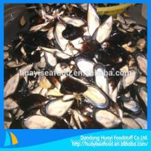 Iqf Half Shell Blue Mussel