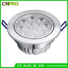 12W LED Down Light mit Ce RoHS