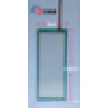 C252 / 352/250/350 8-дюймовый 4-контактный резистивный сенсорный экран Использование на Minolta