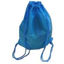Синяя ткань Сумка простой рюкзак (НХ-q061)