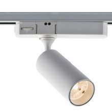 Rail d'éclairage en aluminium à gradation 10W LED