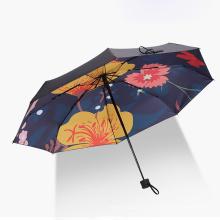 Mini 5 Folding Ultra Minicapsule Light Wholesale Travel Compact Umbrella