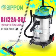 Aspiradora de trabajo pesado y húmedo industrial BJ122A-50L