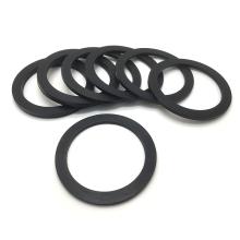 China Factory Flat NBR Rubber Gasket Black Oil Resistance Nitrile Flat Ring Gasket