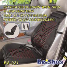 Cojín de masaje de coche multifunción Cojín de asiento calentado