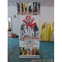 Breiten Roller Base versenkbare Banner Full Color Printing