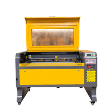 WER9060 100w co2 laser engraving cutting machine ruida6442/6445 offline 900*600mm double table CW5000/5200 Auto focus to choose
