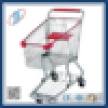 supermarket trolley cart