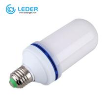 LEDER 3W Flame Light Bulb