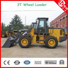 Carregadeira de rodas Zl30f 3000 kg, carregadeiras de 3000 kg, carregadeiras frontais de 3000 kg