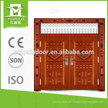 Alibaba ZheJiang puerta de entrada de la villa de la puerta de cobre