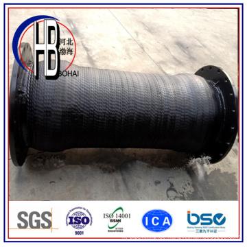 Chinesische Fabrik Preis API großen Durchmesser Bagger Gummischlauch mit großen Rabatt