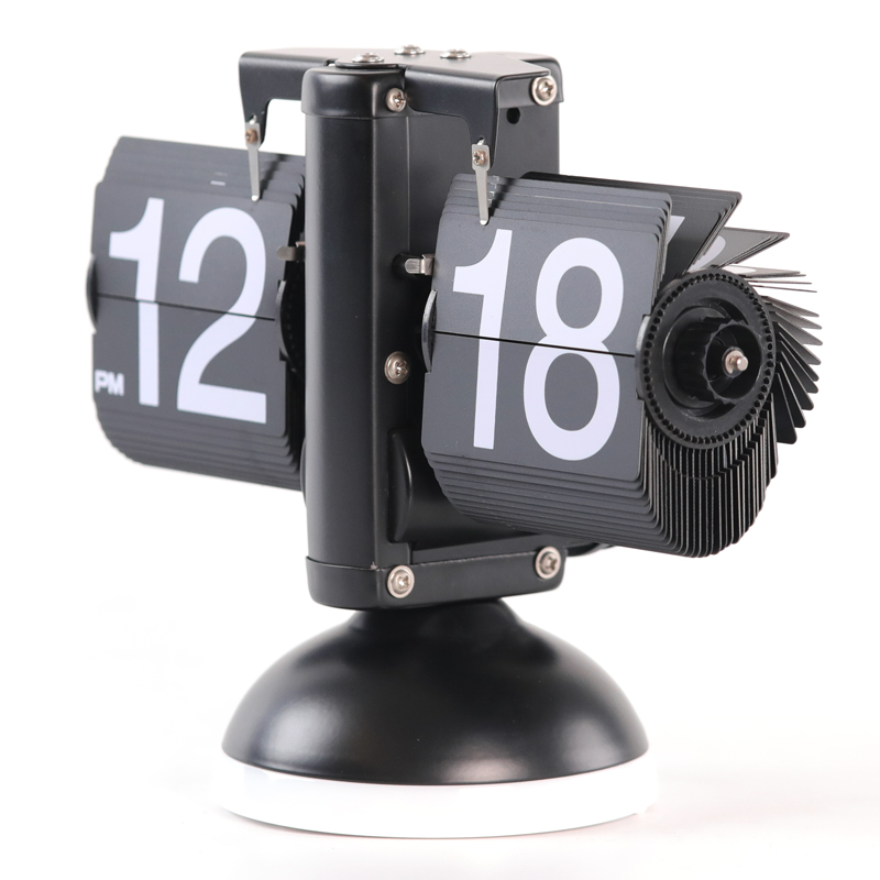 Table Clock With Night Light