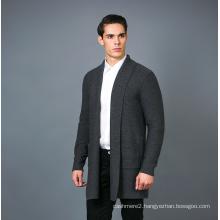 Men′s Fashion Cashmere Blend Sweater 17brpv086