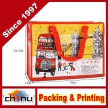 Promotion Einkaufen Verpackung Non Woven Tasche (920062)