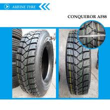 Aufine Radial Anhänger LKW Reifen (385 / 65R22.5 mit Reichweite, Beschriftung)