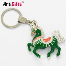 Cheap Keychain Manufacturer Custom Bulk Metal No Minimum Blank 3D Jewelry Keychain