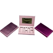 Luxury Paper Packaging Palette Box for Eye Shadow with Mirror
