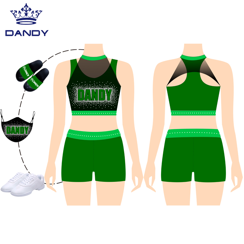 cheerleading uniforms skirts