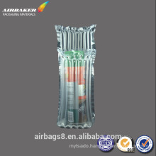 Durable hot selling protection plastic air pouch packaging bag