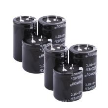 Condensateur électrolytique en aluminium terminal 330UF 200V Tmce18 pour TV