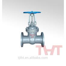 WCB automatic metal seated stem newco gate valve