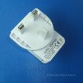 Weiß UK Stecker Netzteil AC / DC 5V 2A USB Ladegerät