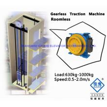 PM synchron getriebelose Home Elevator Motor MRL