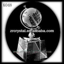 popular crystal globe