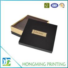 Gold Logo Gift Cardboard Chocolate Packaging Box