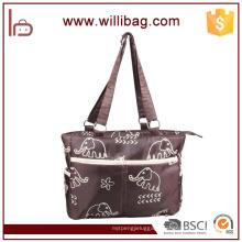Factory Wholesale Cheap Lightweight Folding High Quality Diaper Bags
