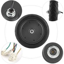 Scooter Tire Brushless Motor Scooter Wheel